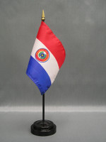Paraguay (UN OAS) Stick Flags