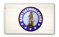 Army National Guard - Outdoor Flag