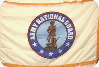 Army National Guard - Indoor Flag
