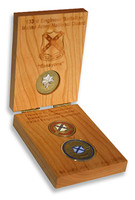 Army National Guard Coin Case