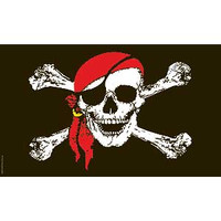 Red Scarf Pirate
