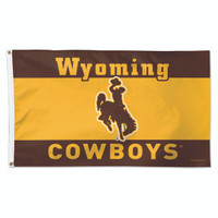 Wyoming - Deluxe 3' x 5' Flag