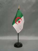 Algeria (UN)  - Stick Flags