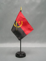Angola (UN)  - Stick Flags