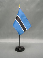Botswana (UN)  - Stick Flags