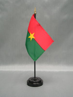 Burkina (UN)  - Stick Flags