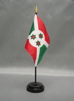 Burundi (UN)  - Stick Flags