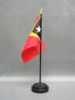 East Timor (UN)  - Stick Flags