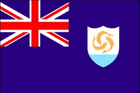 Anguilla Outdoor Flags