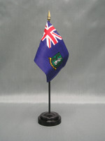 British Virgin Islands  - Stick Flag