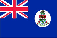 Cayman Islands (Blue) Outdoor Flags