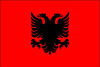 Albania (UN) - Indoor Flags