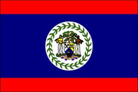 Belize (UN OAS) - Indoor Flags