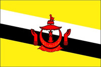 Brunei (UN) - Indoor Flags