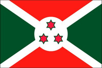Burundi (UN) - Indoor Flags