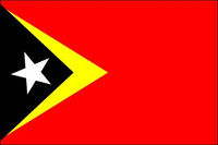East Timor (UN) - Indoor Flags
