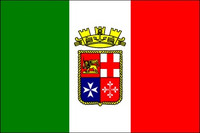 Italian Ensign - Indoor Flags