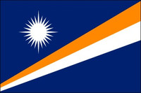 Marshall Islands (UN) - Indoor Flags