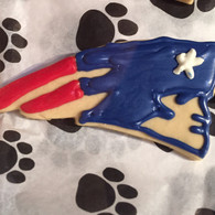 Patriot Logo Cookie