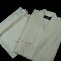 'All Japan' Top-Quality Single-Layer MIZARASHI Kendogi and #7,000 Hakama Uniform Set