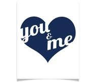You & Me - heart