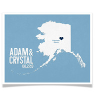 Alaska Wedding