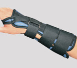 Procare Foam Wrist Splint