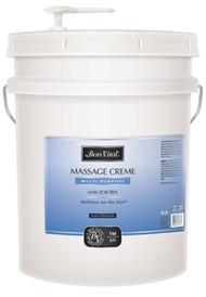 Bon Vital' Multi Purpose Massage Cream Unscented - 5 Gallon