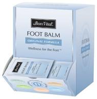 Bon Vital' Foot Balm Dispenser - 0.25oz Packs