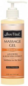 Bon Vital' Original Massage Gel - 8oz