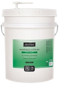 Bon Vital' Naturale Massage Lotion - 5 Gallon