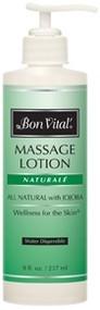 Bon Vital' Naturale Massage Lotion - 8oz