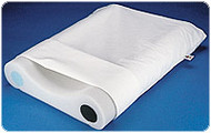 Double Core Foam Supporting Pillow