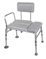 Drive Medical K.D. Padded Transfer Bench