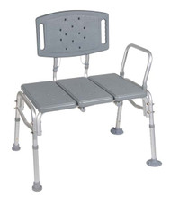 Drive Medical K. D. Bariatric Transfer Bench