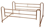 Drive Medical Adjustable Length Home Style Bed Rail
