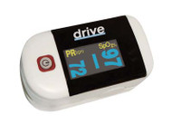 Drive Medical Clip Style Fingertip Pulse Oximeter