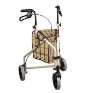 Drive Medical Winnie Lite Supreme/Go Lite 3 Wheel Aluminum Rollator