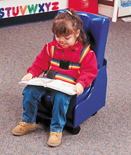 Skillbuilders 2-piece mobile floor sitter