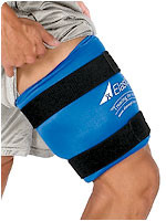 """ElastoGel Hot/Cold Therapy Wrap 4"""" x 24"""""""