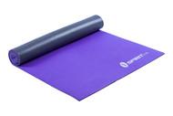 "Spirit TCR Yoga Mat 24"" x 69"" x 6mm Lavender/Silver"