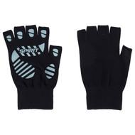 Spirit TCR Yoga Gloves, Jet Black/Angel Blue