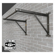 Xtreme Monkey Wall Mounted Chin Up/Pull Up Bar (Cross Fit)