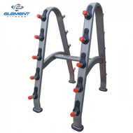 Element Fitness Commercial Curl Bar Rack