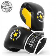 Fight Monkey Pro Series Leather 14oz Gloves