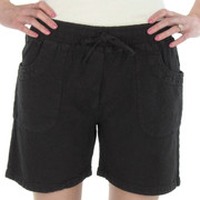 100% Crinkle Cotton Women's Shore Shorts
