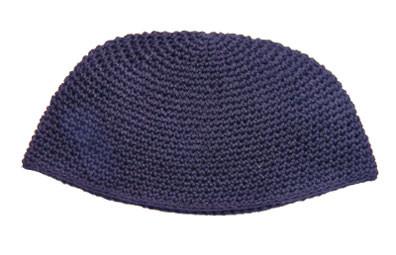 Blue Kippah