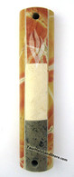 Jerusalem Stone Mezuzah for Door
