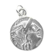 Alexander the Great Ancient Replica Coin Pendant