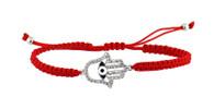 Kabbalah Red String Bracelet